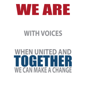 We are Women with voices stronger when united