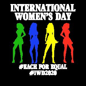 Internation women's day - IWD 2020