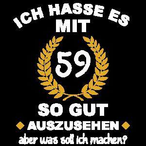59. und Gutaussehend