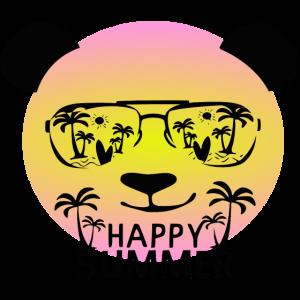Happy Summer Panda