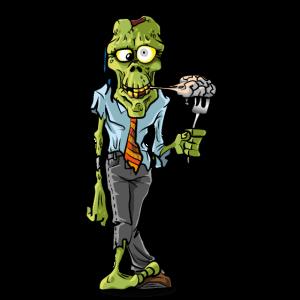 Zombie Comic T-Shirt Tee