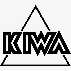 KIWA Logo Minimal Black