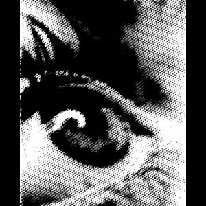 Auge monochrome