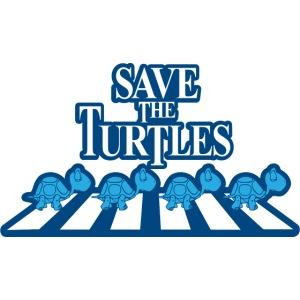 Save the turtles Bluecontest