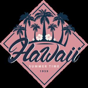 Hawaii Sommer Strand