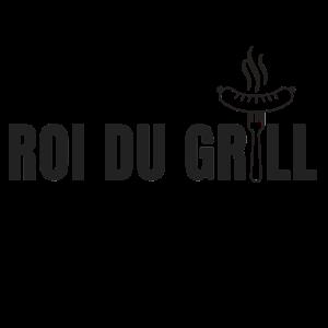 T-Shirt König des Grills Barbecue Humor