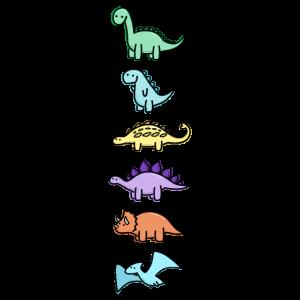 Süße Dinos