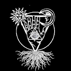 All seeing Eye Okkult Tarot Orakel Chakra Kosmos
