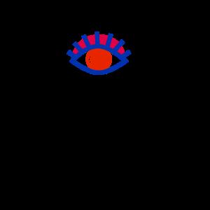 Auge Design 2020 Abstrakte Kunst