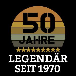50 Jahre Legendaer seit 1970