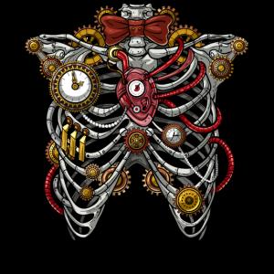 Steampunk-Anatomie