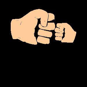 Fist check