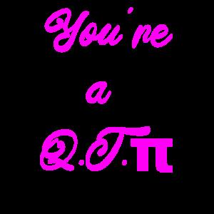 Du bist ein Schatz Pi