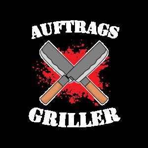 Auftragsgriller Wortwitz Grillen
