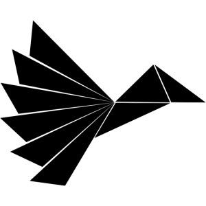 Noble Black Crow