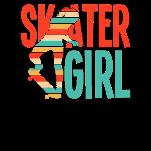 Skateboard Mädchen
