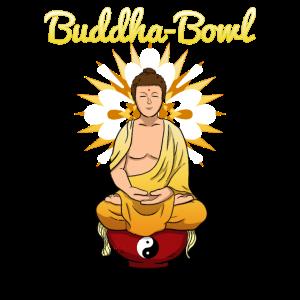 Buddha Bowl Wortwitz Wortspiel Witz Humor Spaß
