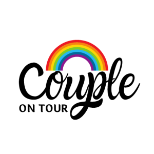 Rainbow Couple on Tour - Geschenk für Liebende