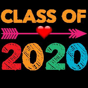 Abschlussklasse 2020 Geschenk