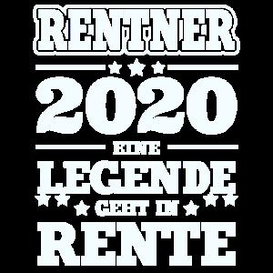 Eine Legende Geht in Rente