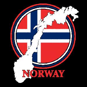 Norwegen Land Wikinger