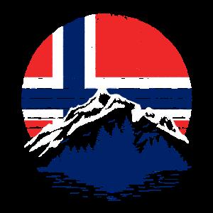 Norwegen Skandinavien Geschenk