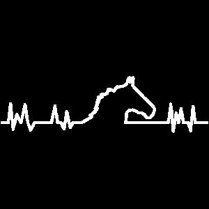 HEARTBEAT HORSE DESIGN