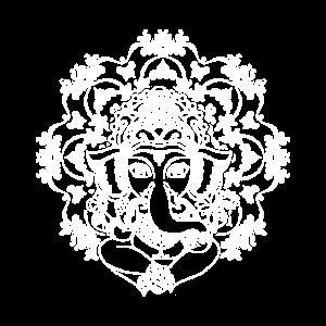 Ganesha Hindu Mandala Tribal