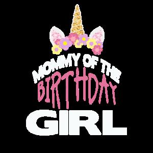 mommy of the birthday girl