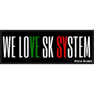 WE LOVE SK SYSTEM