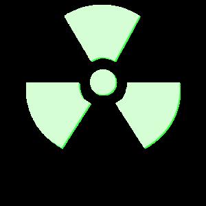 Radioaktiv grün