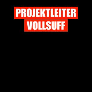 Projektleiter Vollsuff