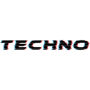Techno, Musik, Party
