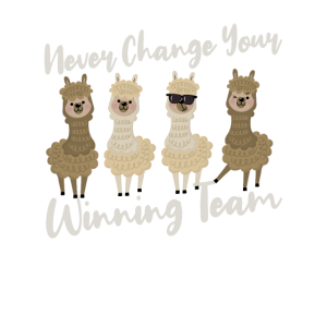 Alpaca winner team