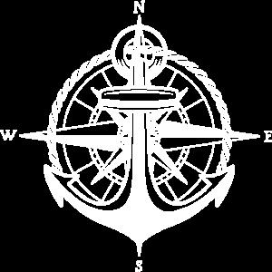 Anker Kompass Seefahrt