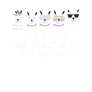 Strong alpaca team