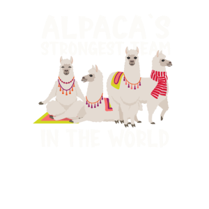 Alpakas starkes Team