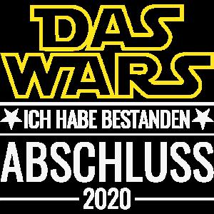 Abschluss 2020