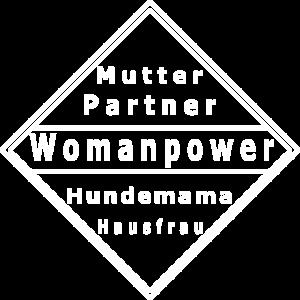 Womanpower Mutter Mama Shirt