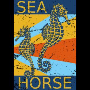 Seahorse Seepferdchen