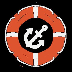 Rettungsring Seefahrt Boot Segeln