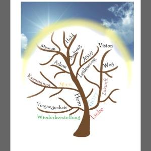 Baum mit Licht