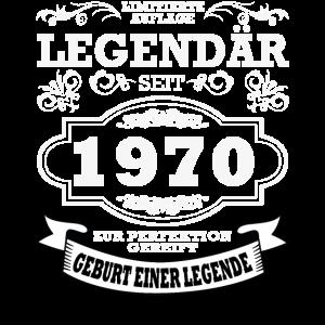 50. Geburtstag | Jahrgang 1970 | 50 Jahre Legende