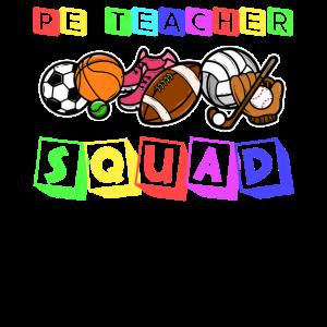 Turnunterricht Lehrer Turnlehrer und Sportlehrer