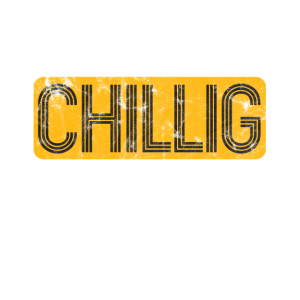 Chill Chillig Relax Retro Vintage