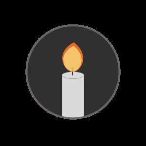 candle - Kerze