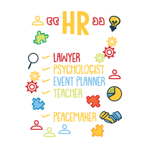 HR The Unofficial Lawyer Psychologist EventPlanner