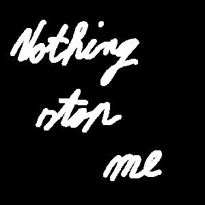 Nichts hält mich auf