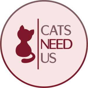 Logo Cats Need Us