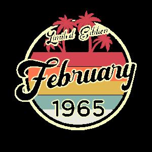Vintage Februar 1965 Fun 55. Geburtstags Geschenk